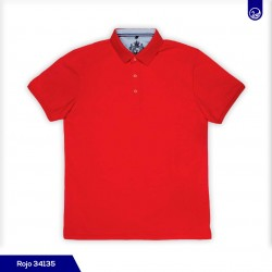 Polos Premium Pacer Rojo