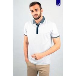 Polo Premium Pacer Blanco