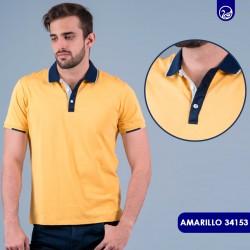 Polo Premium Pacer Amarillo