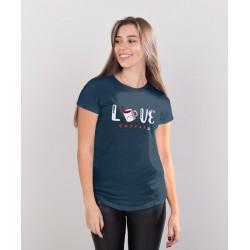 Blusa Gráfica Love Coffee