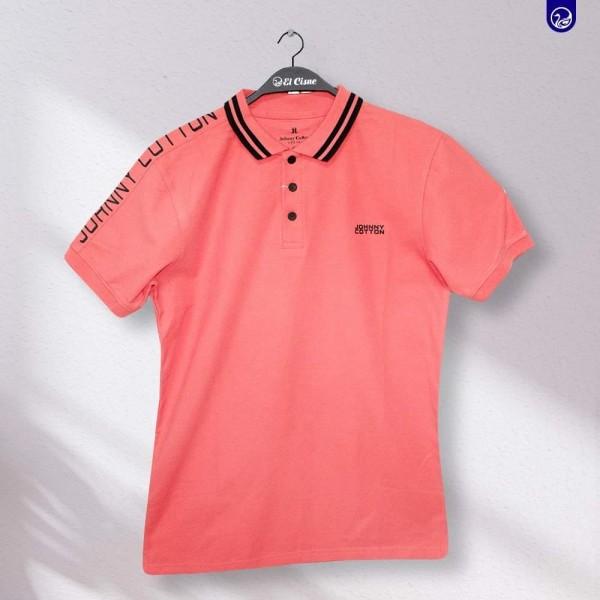 Polo Premium Jonny Cotton  Dubarry Con Letras