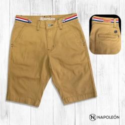 Pantaloneta Napoleón Mostaza