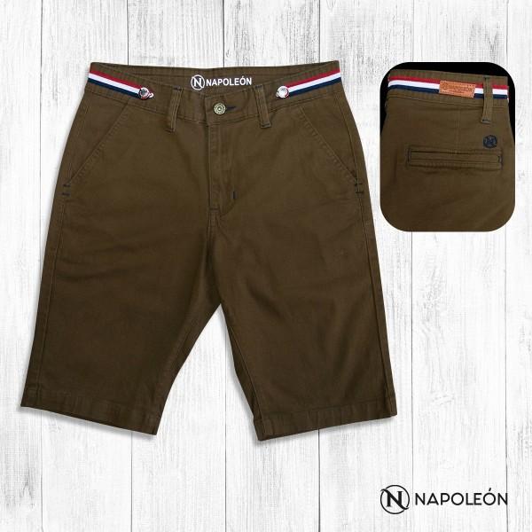 Pantaloneta Napoleón Café