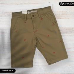Pantaloneta Napoleón Piedra/Diseños