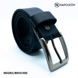 Cincho Napoleón Negro/Broches