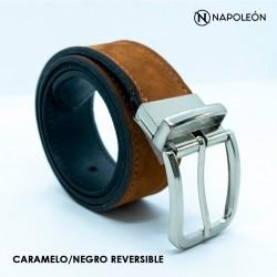Cincho Napoleón Caramelo y Negro