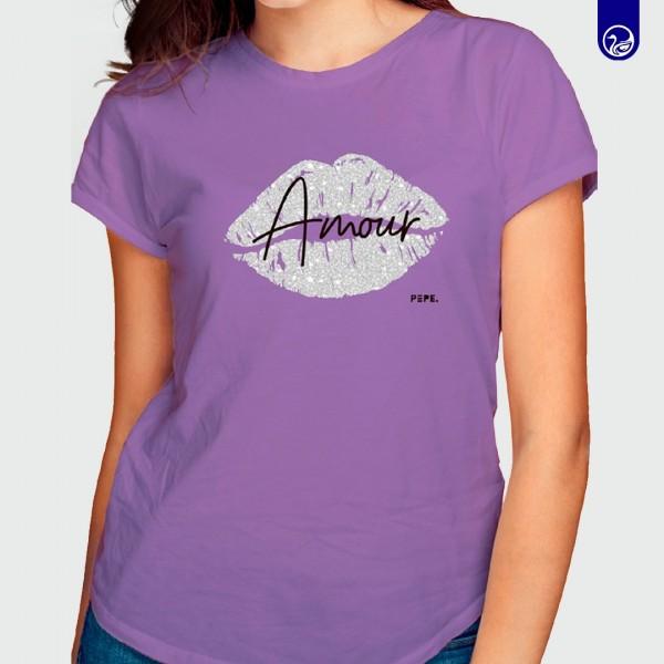 Blusa Gráfica Amour