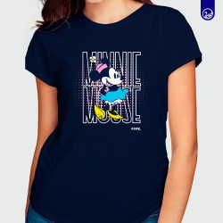 Blusa Gráfica Minnie Mouse