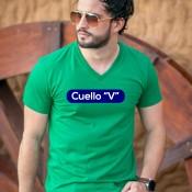 Playeras cuello Cuello V (24)