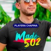 Playeras chapinas (0)