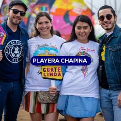 Playeras Chapinas