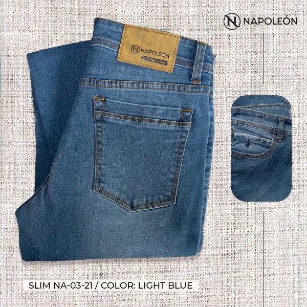 Pantalón Napoleón Light Blue