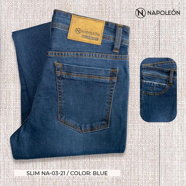 Pantalón Napoleón Blue