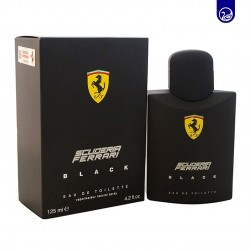 Perfume De Caballero Scuderia Ferrari Black