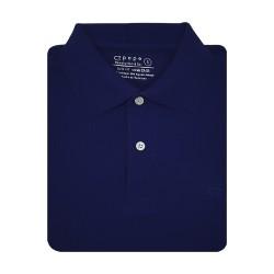 Camisa Polo azul marinero