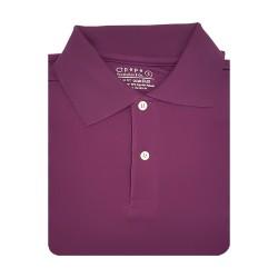 Camisa Polo burgundy