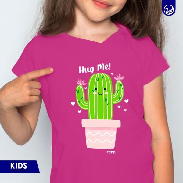 Graphic Tees Kids Hug Me!