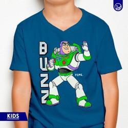 Graphic Tees Kids Buzz Lightyear